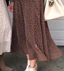 Nova vintage midi suknja
