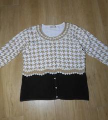 Divan OVANTI komplet/džemper i bluza L/XL
