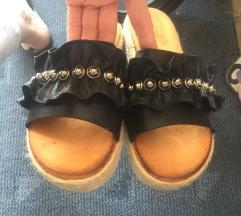 Safran papuce