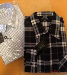 Dve muške košulje po navedenoj ceni!
