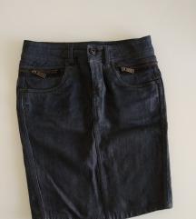 Calliope pencil suknja od tamnog Teksasa XS, S