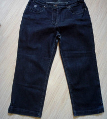 Crne pantalone 7/8 nogavice