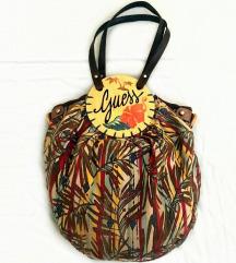 GUESS Original torba sa havajskim motivima