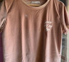 Plišana roze majica