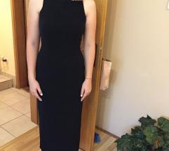 Crna haljina duga Next