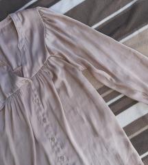 Svilena boho bluza