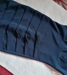 Mini teget plava haljinica