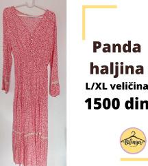 PANDA haljina