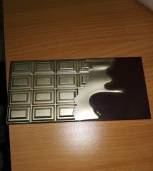 I ❤️ make up chocolate golden bar paleta