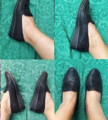 Janny Fairy crne mokasine cipele NOVE