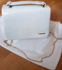 Duki & daso NOVA bela torbica
