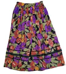 Šarena prelepa suknja!