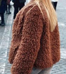 Teddy jakna/kaput