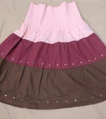 Prelepa suknja NOVA ROXY UNIVER.