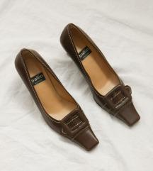 Vintage Ballin kozne cipele *snizeno