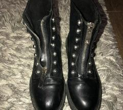 Reserved kozne cizme