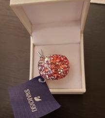 Swarovski original prsten SNIZENO