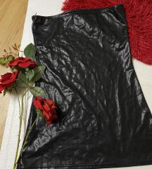 Wetlook kratka haljinica ili tunika🖤