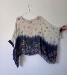 Rezz ITALY silk bluza