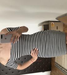 Letnja haljina gola ramena