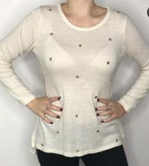 Krem džemper/majica