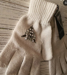 guess original rukavice novo