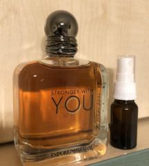 Armani Stronger With You - Dekant 5/10ml