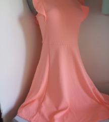 Here+There fluorescentna haljina S