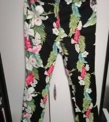 Katrin pantalone, floral print