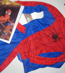 kostim za maskenbal: Spiderman, 4-6 god.