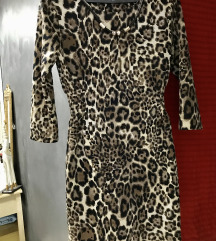 Animal print - predobra haljina