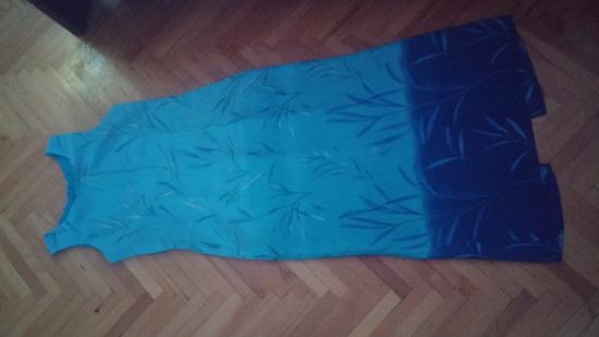 Dugacka haljina 38