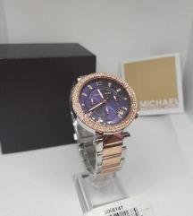 Michael Kors sat MK6141 - Parker Blue Two-tone