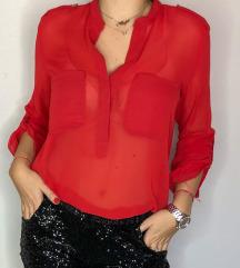 FERVENTE crvena bluza