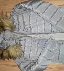 Nova jakna, krzno se skida