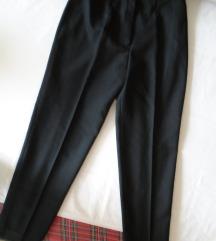 Crne, poslovne pantalone