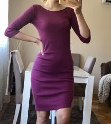 Ljubicasta TERRANOVA haljina
