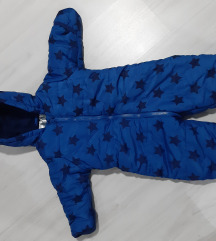 Plavi kafander vel. 74 / 80 - kao nov