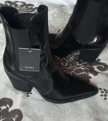 Zara ankle boots NOVO