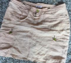 ORSAY__lanena suknja__40