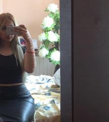 Moderna suknja uz telo