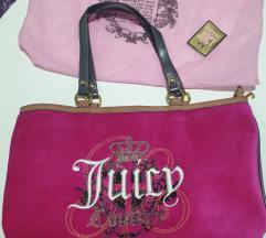 JUICY COUTURE potpuno nova velika torba