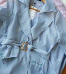 Zara mantil haljina novo