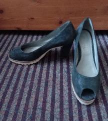 Cipele Ženske Kožne Italijanske
