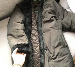 SNIZENA, MONA jakna, pravo krzno, XL vel