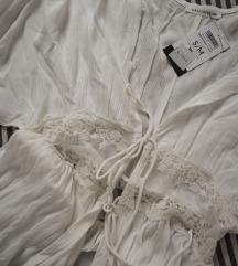 CLP kimono haljina u beloj boji, vel. S/ M