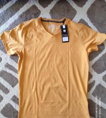 Ombre žuta muška majica NOVO