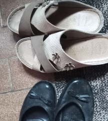 Papuče i baletanke 40