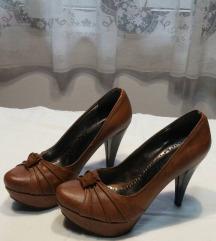 Cipele braon