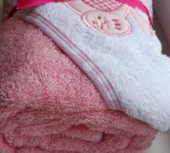 NOVO peškir za bebe